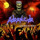 ADRENICIDE War Begs No Mercy album cover