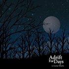 ADRIFT FOR DAYS the Lunar Maria album cover