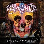 AEROSMITH Devil's Got A New Disguise: The Very Best Of Aerosmith album cover