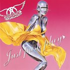 AEROSMITH Just Push Play album cover