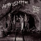 AEROSMITH Night In The Ruts album cover