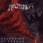 AETERNUS Ascension of Terror album cover