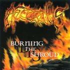 AETERNUS Burning the Shroud album cover