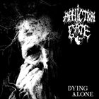 AFFLICTION GATE Dying Alone album cover