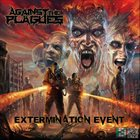 AGAINST THE PLAGUES Extermination Event album cover