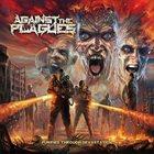 AGAINST THE PLAGUES Purified Through Devastation album cover