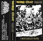 AGATHOCLES 3 Way Split Tape album cover