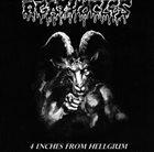 AGATHOCLES 4 Inch From Hellgium album cover