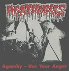 AGATHOCLES Agarchy - Use Your Anger album cover