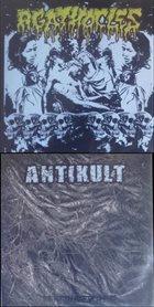 AGATHOCLES Agathocles / Antikult album cover