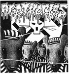 AGATHOCLES Untitled / Energetic Bursts of Psychopathic Fury album cover