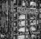 AGATHOCLES Agathocles / Corrupt Vision album cover
