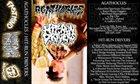 AGATHOCLES Agathocles / Hit-Run Drivers album cover