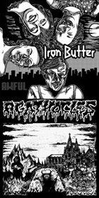 AGATHOCLES Agathocles / Iron Butter album cover
