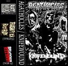 AGATHOCLES Agathocles / Knifewound album cover