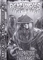 AGATHOCLES Agathocles / Malpractice Insurance album cover