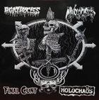 AGATHOCLES Agathocles / Mixomatosis / Final Cunt / Holochaös album cover