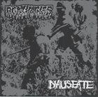 AGATHOCLES Agathocles / Nauseate album cover