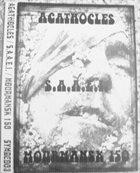 AGATHOCLES Agathocles / S.A.A.E.I. / Mourmansk 150 album cover