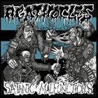 AGATHOCLES Agathocles / Satanic Malfunctions album cover