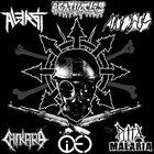 AGATHOCLES Alergi / Agathocles / Nucleus / Chikara / I, Eternal / Puta Malaria album cover