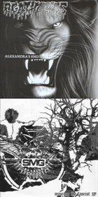 AGATHOCLES Alexandra's End / Mincing the Fascist EP album cover