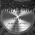 AGATHOCLES Alive & Mincing album cover
