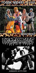AGATHOCLES Allez Allez / Alright, Let's Feel album cover