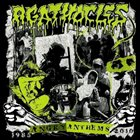 AGATHOCLES Angry Anthems 1985-2010 album cover