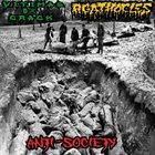 AGATHOCLES Anti-Society album cover