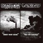 AGATHOCLES Arbeit Macht Krank! / Mine Own Redeemer! album cover