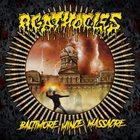 AGATHOCLES Baltimore Mince Massacre album cover