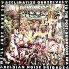 AGATHOCLES Belgian Noise Brigade album cover