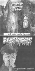 AGATHOCLES Belgiums Little Cesspool / ... and Man Made the End album cover