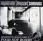 AGATHOCLES Benefit To Mince Core Act For Food Not Bombs album cover