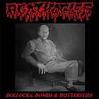 AGATHOCLES Bollocks, Bombs and Butterflies album cover