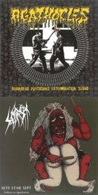 AGATHOCLES Braindead Politicians Extermination Squad / Tribute to Agathocles album cover