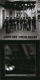 AGATHOCLES Chop Off Their Trust / Untitled album cover