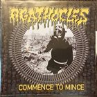 AGATHOCLES Commence to Mince album cover
