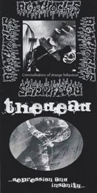 AGATHOCLES Criminalisation of Strange Behaviour / ...Depression and Insanity... album cover