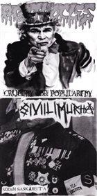 AGATHOCLES Cruelty for Popularity / Sodan Sankareita album cover
