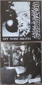 AGATHOCLES DIY Noise Militia / Untitled album cover