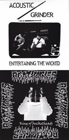 AGATHOCLES Entertaining the Wicked / King of Bucketheads album cover