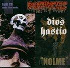 AGATHOCLES Frost Bitten Death / Nolme album cover