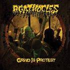 AGATHOCLES Grind Is Protest album cover