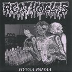 AGATHOCLES Hyvaa Paivaa / 25 Years Of Complete Silence album cover