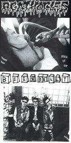 AGATHOCLES Jeez It Up / Open album cover