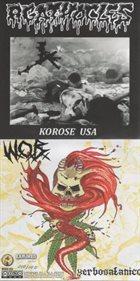 AGATHOCLES Korose USA / Yerbosatanico album cover