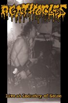 AGATHOCLES Live at Industry of Noise album cover