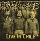 AGATHOCLES Live in Chile album cover